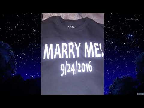 Lip Sync Marriage Proposal- R Kelly Forever