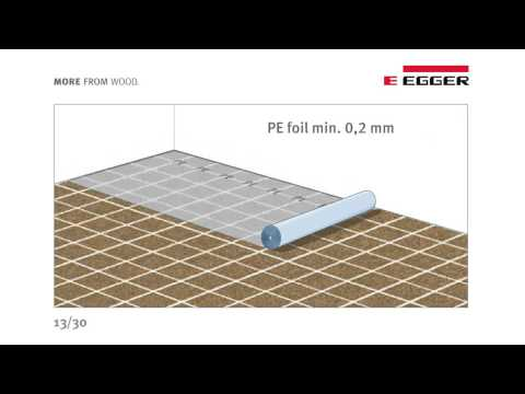 egger laminate flooring installation instruction just doovi. Black Bedroom Furniture Sets. Home Design Ideas