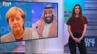 Меркель и Саудовская Аравия: Мораль или выгода, что важней? [Голос Германии]