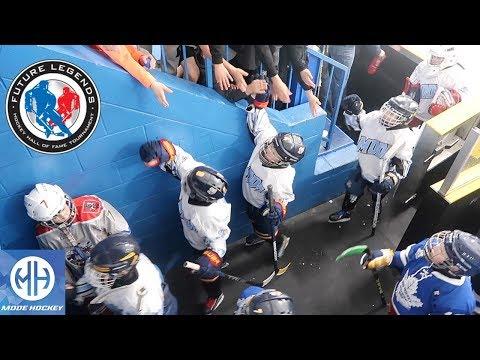 Hockey Hall of Fame Tournament Future Legends Mode Hockey 2018