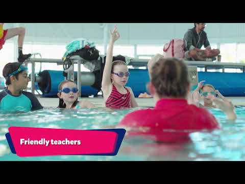 YMCA Swimming Lessons At The SA Aquatic & Leisure Centre