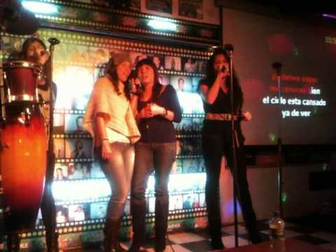 Starbox Karaoke, Bogota Marzo 2011