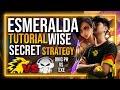 Wise Esmeralda Tutorial ONIC vs. Execration