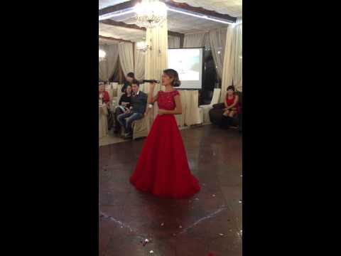 Песня от лучшей подружки на свадьбу(27.09.13) - Видео приколы смотреть