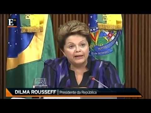 """""""Discurso de Dilma libera BC para subir juros"""""""