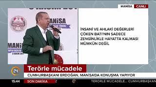 Cumhurbaşkanı Erdoğan: Zenginlik uğruna tarihimizden vazgeçmeyeceğiz