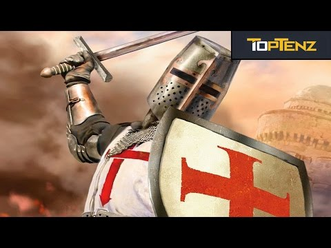 Top 10 FASCINATING Facts About the KNIGHTS TEMPLAR