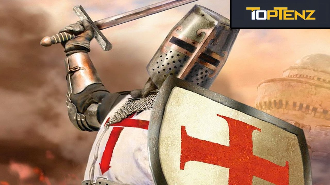 Top 10 FASCINATING Facts About the KNIGHTS TEMPLAR - YouTube