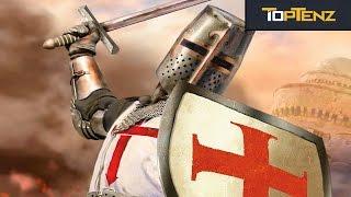 Interesting Knights Templar Facts