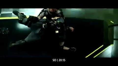 RTL Germany - Elysium Trailer 2017 (Darsteller de Das Bourne Ultimatum)