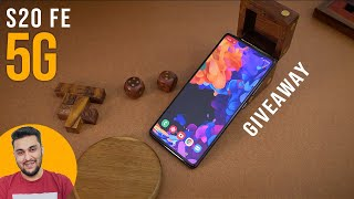 Samsung Galaxy S20 FE 5G Unboxing - Very Powerful SAMSUNG Phone!