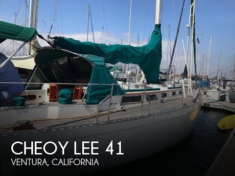 Used 1984 Cheoy Lee 41 for sale in Ventura, California