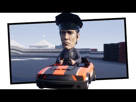 Super HD Kart - Crap Racer