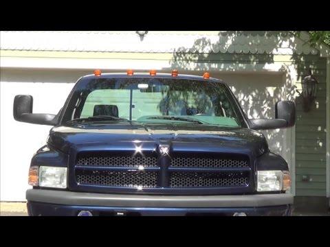 Kool Vue tow mirror installation how-to for Second Gen Dodge Ram