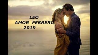 LEO AMOR FEBRERO 2019