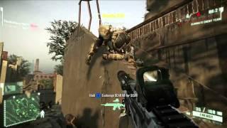 EA Crysis 2 Progression Trailer Part 2 : The Weapons -  SUB ITA