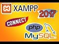 Connect PHP and SQL SERVER (XAMPP) [TUTO]