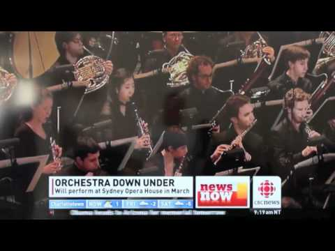 Michelle Hwu on CBC News Now with Heather Hiscox