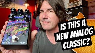 A NEW ANALOG CLASSIC? WALRUS AUDIO POLYCHROME FLANGER