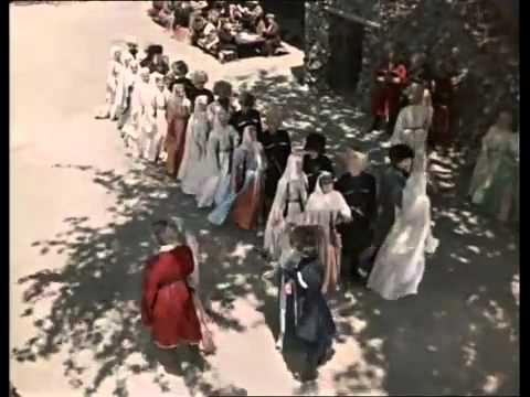 "Ossetian Dance From Georgian Movie ""Fatima"""