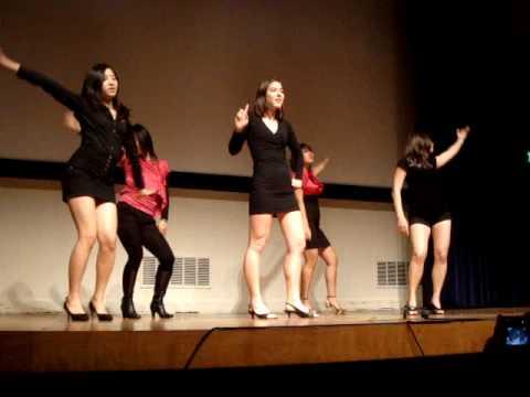 Stanford KSA Culture Show 2009: Wonder Girls Nobody