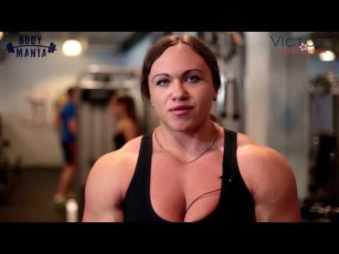 BodyBuilding Steroids Russian Women