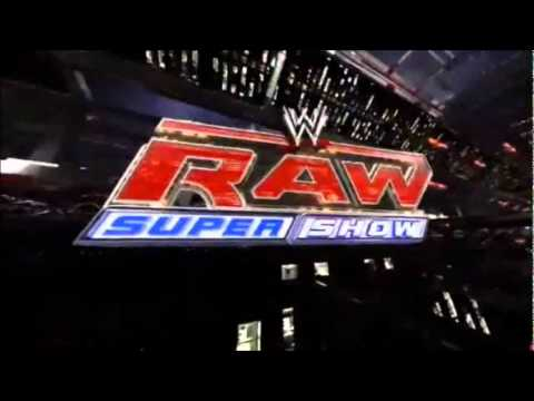 Raw Super Show Intro + Theme Burn It To The Ground 2011 + Download Link