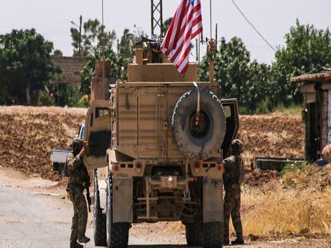Как США воруют черное золото Сирии