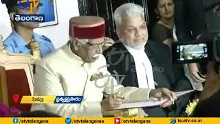 BJP Leader Bandaru Dattatreya Sworn - in | as Himachal Pradesh Governor