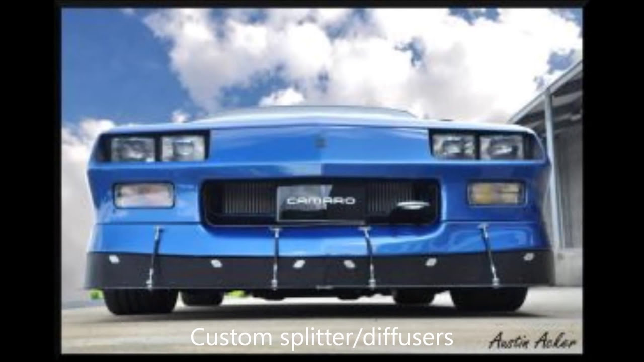 355 Tpi Iroc With Over 600rwhp, 9