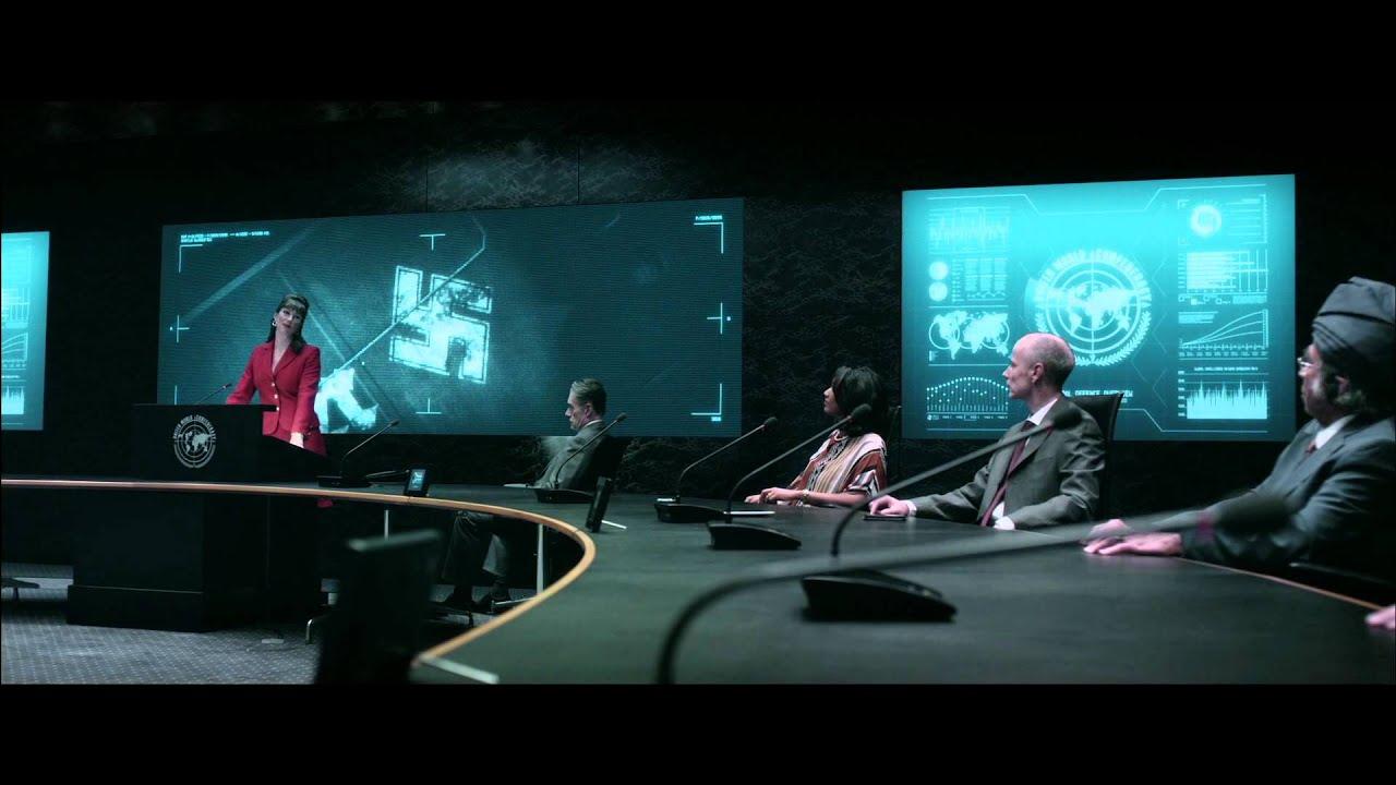 Iron Sky Trailer Oficial HD Español