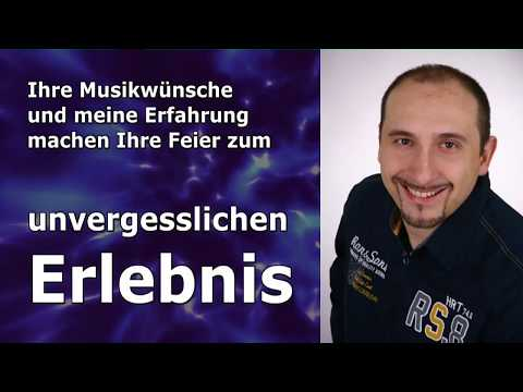 Beispiel: Hochzeits DJ  -  DJ-Tomix  -  Promovideo, Video: Profi-Hochzeitsdj.de.