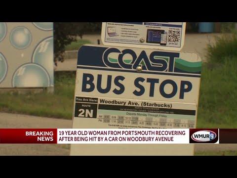 T-Bone - Police Seek Driver In Portsmouth Hit & Run