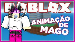 ROBLOX - Mage Animation Package ⟪ Natural Disaster Survival ⟫