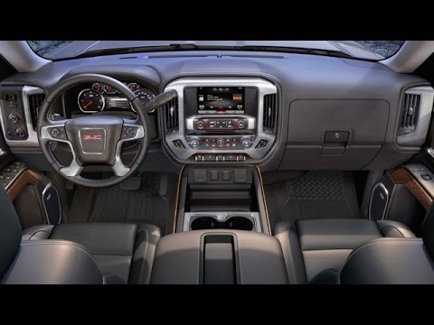 High Quality 2014 GMC Sierra 1500 Interior Review Photo
