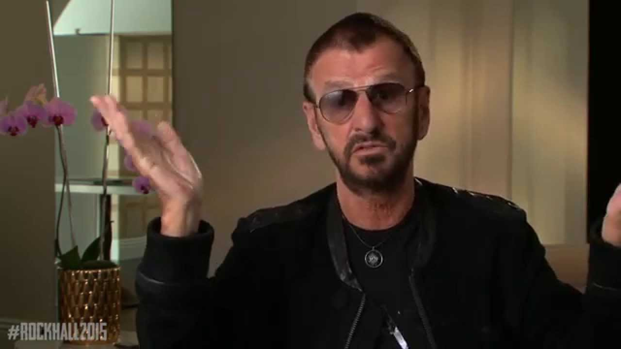 Ringo Starr Tells The Story Of His First Ludwig Drum Kit