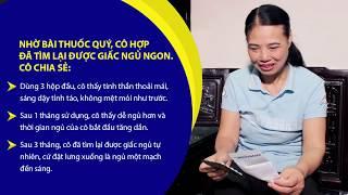 Goldream New đã giúp người Hà Nội tìm lại giấc ngủ ngon sau 10 năm trằn trọc.