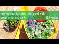 How To Use Garlic To Cure Joint Pain And Arthritis - Home Cure | Bowl Of Herbs