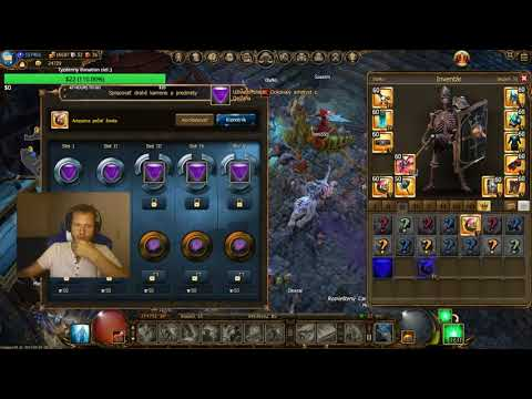 STREAM CLIP - 10x Q4 inf2 ports and 2 great uniques, new rank 5 ring = 5000 more hp
