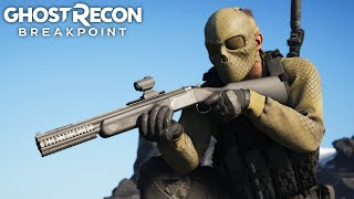 THIS IS THE BEST GUN in Ghost Recon Breakpoint