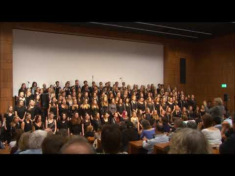 Coldplay - Viva La Vida (Frostig) (Zurich University of Teacher Education Choir)