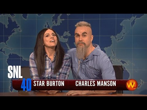 Weekend Update: Charles Manson - Saturday Night Live