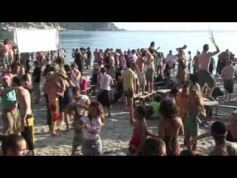 The Best Full Moon Party Video Ever! (Koh Phangan Thailand)