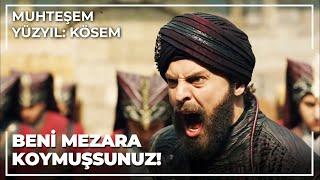 """Muhteşem Yüzyıl Kösem - Yeni Sezon 23.Bölüm (53.Bölüm)   """"Siz Beni Mezara Koymuşsunuz!"""""""