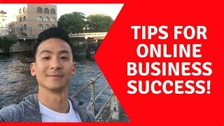 Get My Simple BUT Powerful Tips For Online Business Success (I literally do this everyday!)