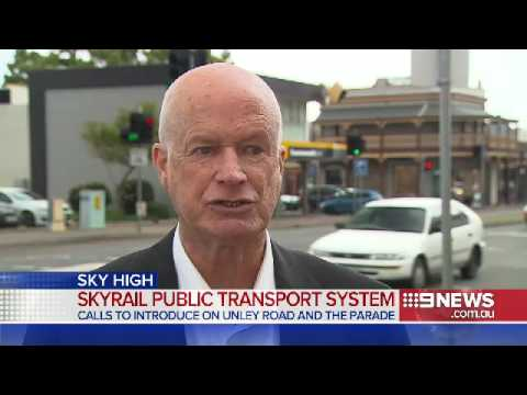 SkyWay broadcast by Australian TV channel