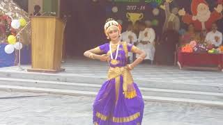 Raare Chuthamu Christmas Classical dance