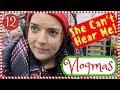 Vlogmas Day 12 | Whisper Challenge in Cosco | KrispySmore | December 2017