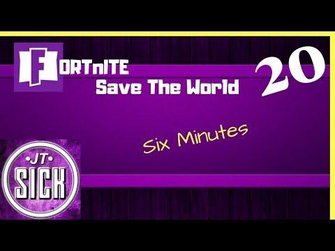 Fortnite: Gameplay Ep.20 - Six Minutes