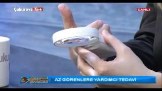 Op  Dr  Deniz Altınbay   ( Az görenlere yardım ve rehabilitasyon )